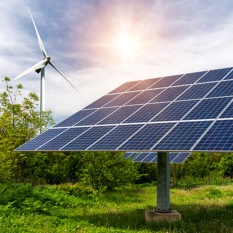 Advice on renewable energy