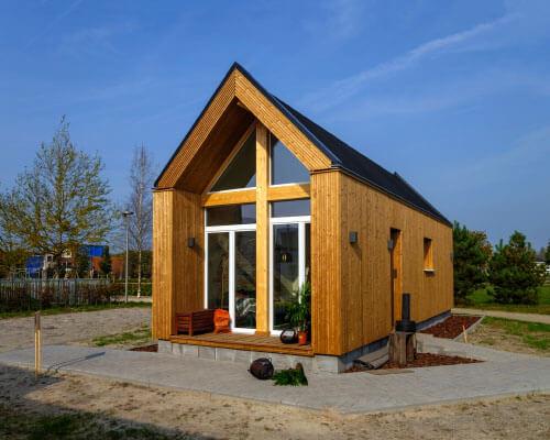Tiny house : les micromaisons débarquent en Belgique